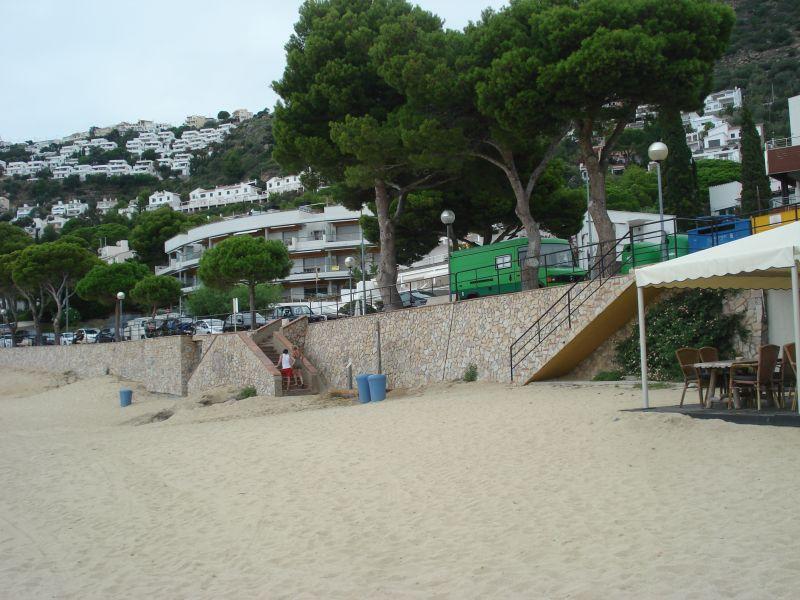 Playa Alquiler Apartamento 109610 Rosas