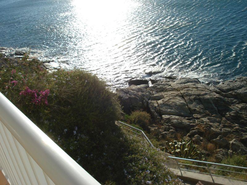 Vistas desde la terraza Alquiler Apartamento 109610 Rosas