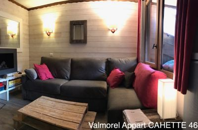 Sala de estar Alquiler Apartamento 111703 Valmorel