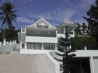 Vistas exteriores del alojamiento Alquiler Villa 112093 Nathon