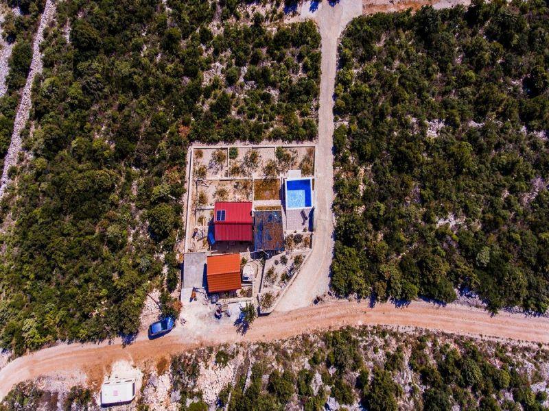 Vistas exteriores del alojamiento Alquiler Casa 114372 Trogir