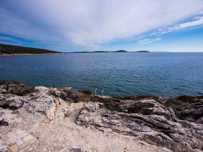 Playa Alquiler Casa 114372 Trogir