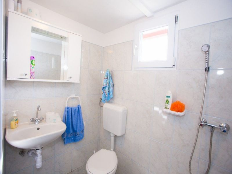 cuarto de baño Alquiler Casa 114372 Trogir