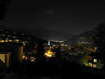 Vistas desde el balcón Alquiler Apartamento 116920 Saint Gervais Mont-Blanc