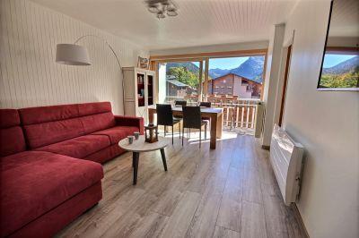 Sala de estar Alquiler Casa 69537 Morzine