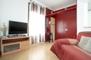 Sala de estar Alquiler Apartamento 72336 Barcelona