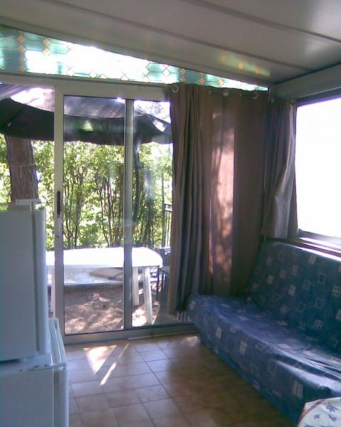 Cocina de verano Alquiler Apartamento 72835 Castellane