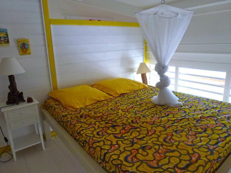 dormitorio 1 Alquiler Apartamento 73124 Sainte Anne (Guadalupe)