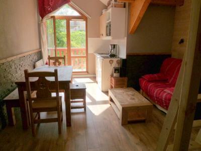 Sala de estar Alquiler Apartamento 73305 Saint François Longchamp