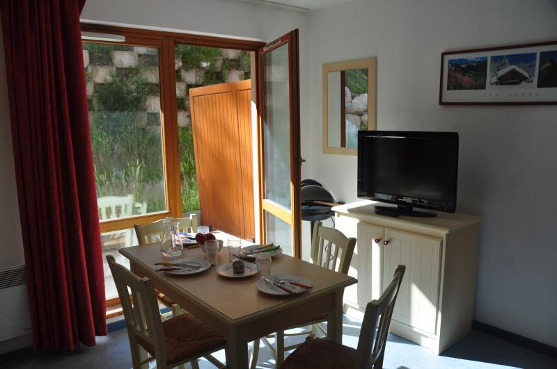 Sala de estar Alquiler Apartamento 73582 Saint François Longchamp