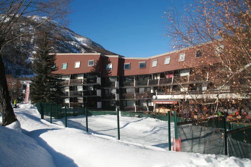 Vistas exteriores del alojamiento Alquiler Estudio 74661 Serre Chevalier