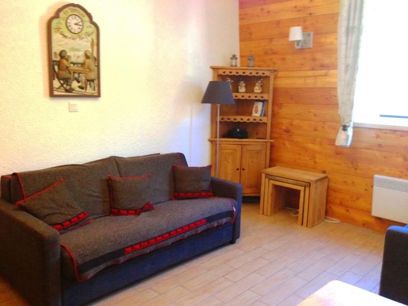 Sala de estar Alquiler Estudio 74661 Serre Chevalier