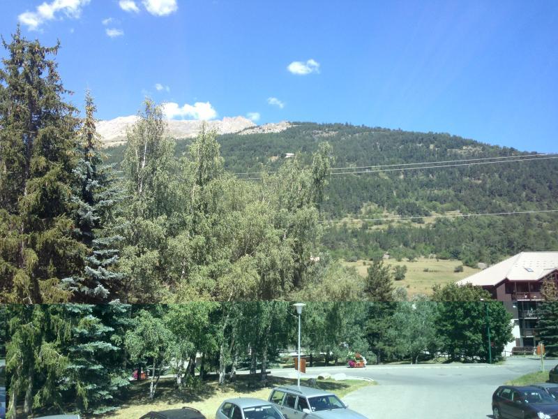 Vistas desde el alojamiento Alquiler Estudio 74661 Serre Chevalier
