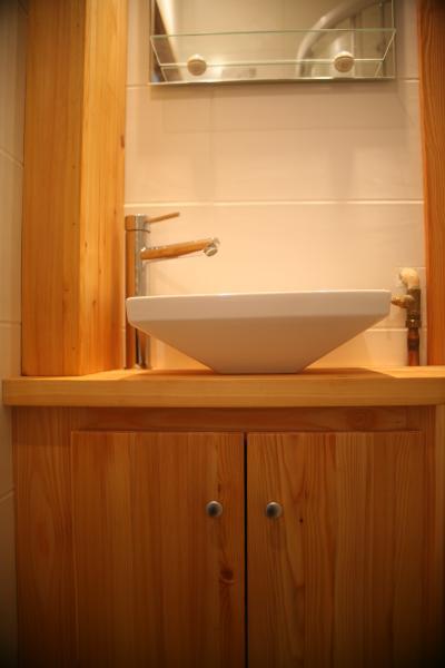 cuarto de baño Alquiler Estudio 74661 Serre Chevalier