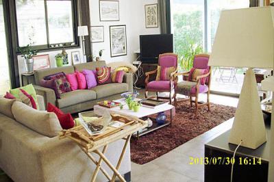 Sala de estar Alquiler Villa 76780 Anglet