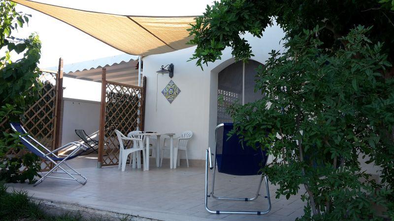 Vistas exteriores del alojamiento Alquiler Apartamento 78356 Tre Fontane