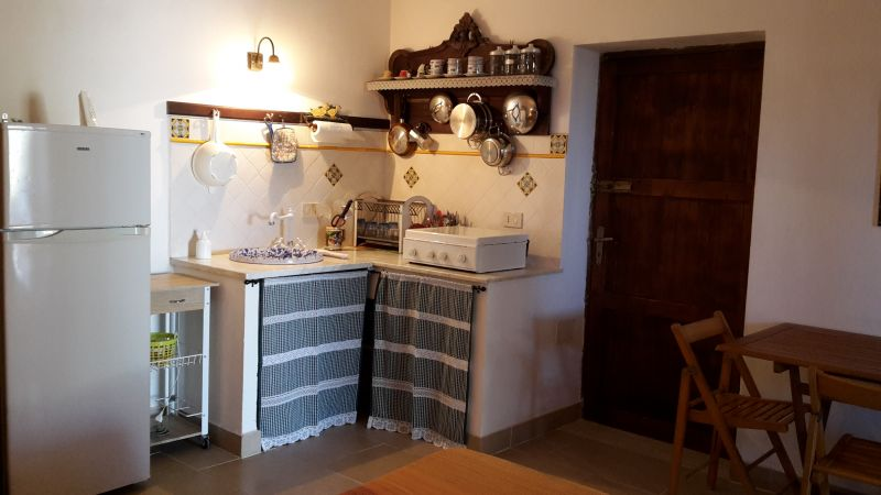 Kitchenette Alquiler Apartamento 78356 Tre Fontane