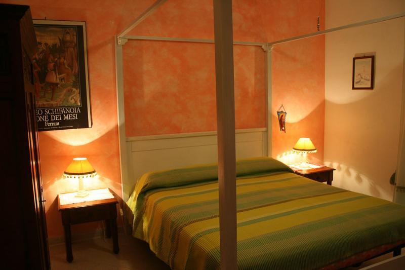dormitorio 1 Alquiler Apartamento 78356 Tre Fontane