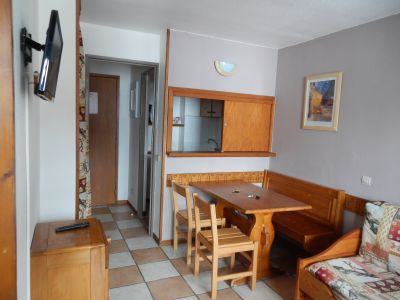 Sala de estar Alquiler Estudio 80546 Tignes