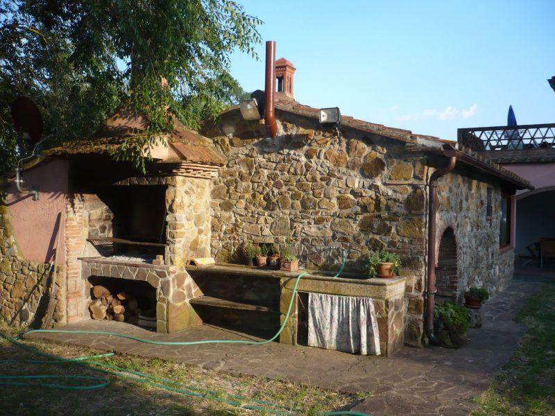 Cocina de verano Alquiler Casa rural 80832 Gavorrano