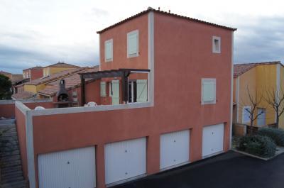 Vistas exteriores del alojamiento Alquiler Villa 81296 Narbonne plage