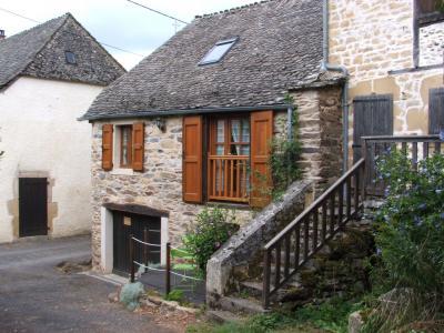 Vistas exteriores del alojamiento Alquiler Casa rural 87071 Laguiole