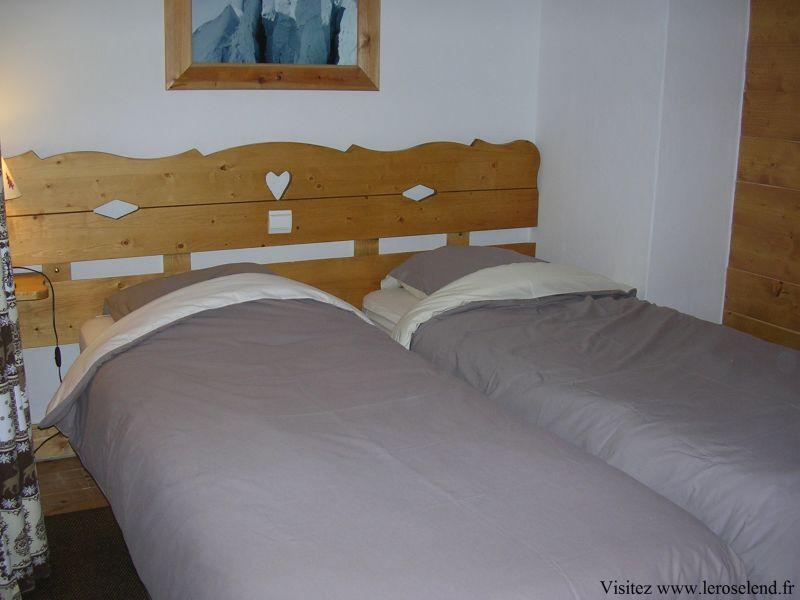 dormitorio 2 Alquiler Apartamento 90494 Les Arcs