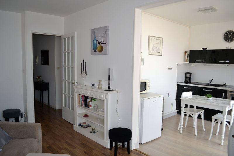 Cocina americana Alquiler Apartamento 92716 Vichy