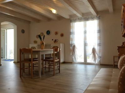 Sala de estar Alquiler Casa 105043 Castellammare del Golfo