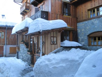Vistas exteriores del alojamiento Alquiler Chalet 106839 Courchevel