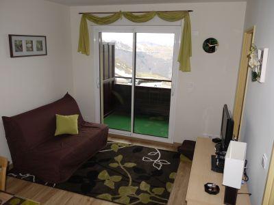 Sala de estar Alquiler Apartamento 110427 Peyragudes