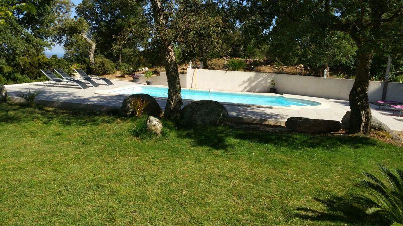 Piscina Alquiler Villa 117785 Porto Vecchio