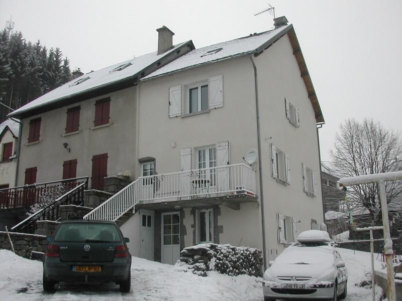 Vistas exteriores del alojamiento Alquiler Apartamento 67899 Besse - Super Besse