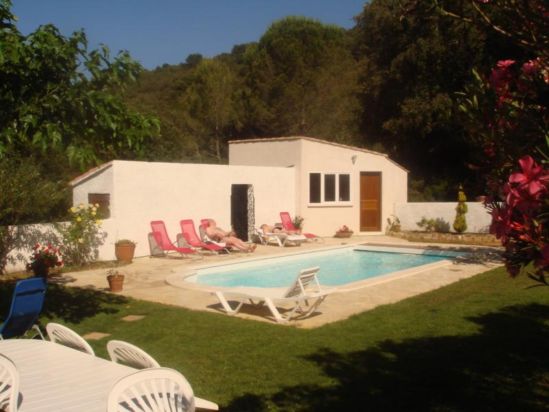 Piscina Alquiler Casa rural 69702 Uzès