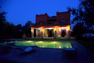 Vistas exteriores del alojamiento Alquiler Villa 69982 Marruecos