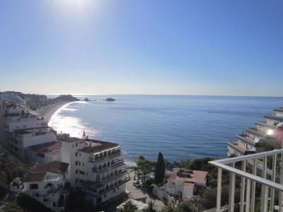 Vistas desde el balcón Alquiler Apartamento 74354 Almuñecar