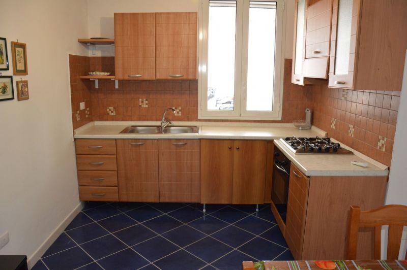 Cocina independiente Alquiler Apartamento 83720 Porto Cesareo