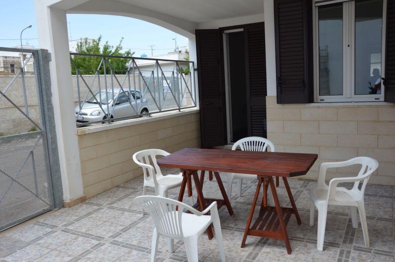 Veranda (Porche) Alquiler Apartamento 83720 Porto Cesareo