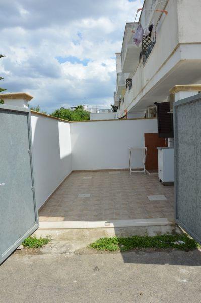 Patio Alquiler Apartamento 83720 Porto Cesareo