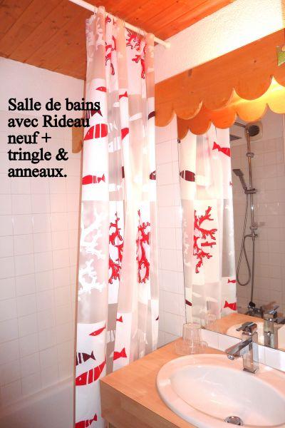 cuarto de baño Alquiler Apartamento 87874 Risoul 1850