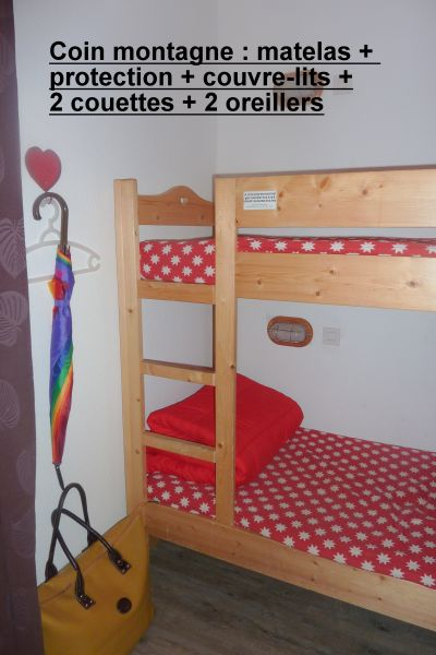 Cabina de literas Alquiler Apartamento 87874 Risoul 1850