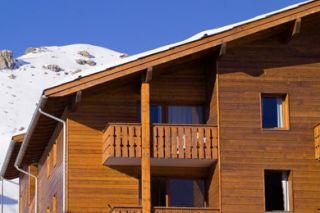 Vistas exteriores del alojamiento Alquiler Apartamento 92381 Orcières Merlette