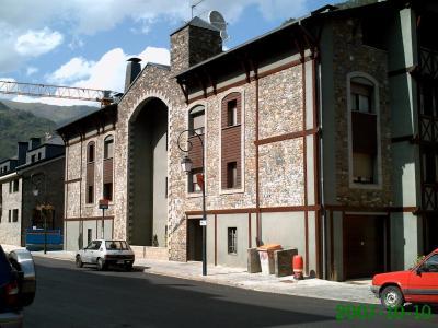 Vistas exteriores del alojamiento Alquiler Apartamento 94882 La Cortinada