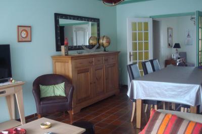 Sala de estar Alquiler Apartamento 99094 Thonon Les Bains