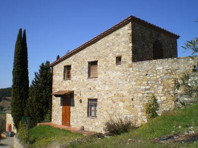 Vistas desde el alojamiento Alquiler Casa rural 101533 Castellina in Chianti