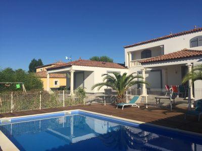 Piscina Alquiler Villa 104733 La Grande Motte