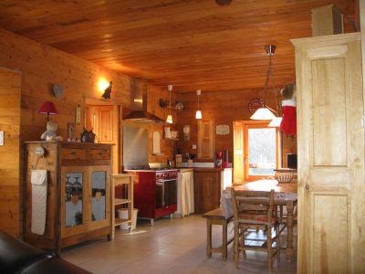 Comedor Alquiler Casa rural 110319 Risoul 1850