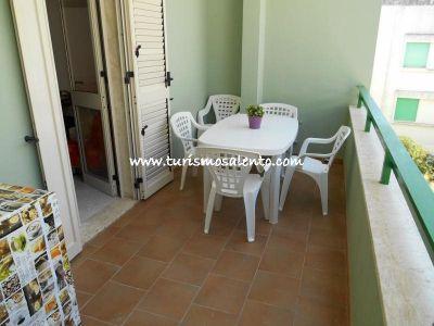 Veranda (Porche) Alquiler Estudio 111072 Gallipoli