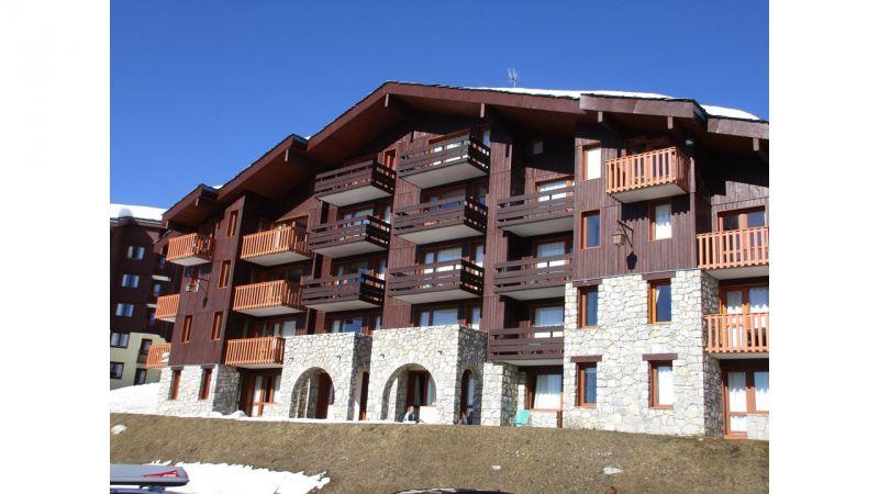 Vistas exteriores del alojamiento Alquiler Apartamento 111920 La Plagne
