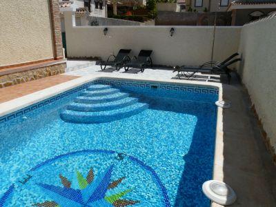 Piscina Alquiler Casa 112965 Alicante
